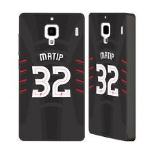 Étuis, housses et coques noir mat pour téléphone mobile et assistant personnel (PDA) Xiaomi