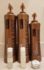 Brazilian Blowout Professional Hair Smoothing Solution - 1 oz Sm Kit (DIY)