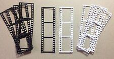 Marianne Pellicola fotografica die-cuts (nero / bianco) confezione da 10