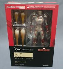 figma Iron Man 3 Iron Man Mark 42 Good Smile Company Max factory Japan NEW ***