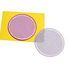 Round Dot Cutting Dies Stencil Scrapbooking Embossing Folder Album DIY Craft