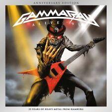 Rock's aus Großbritannien Gamma Ray Musik-CD