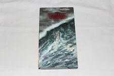 THE PERFECT STORM GEORGE CLOONEY MARK WAHLBERG VHS MOVIE