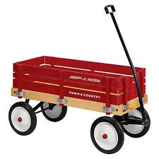 Radio Flyer 24 Town & Country Wagon 36