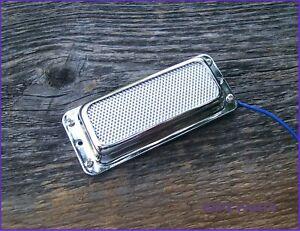 Silver Foil Pickup 60's Silvertone, Harmony, Teisco style (B)  EZPZ GUITAR PARTS