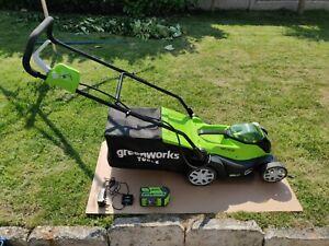 Greenworks 40v lawnmower