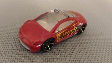Voiture Miniature Hotwheels  « Mitsubishi Eclipse Concept Car » En Bon Etat