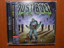 Dust Bolt - Mass Confusion + bonus track  JAPAN Edition