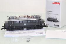 Märklin H0 39441 E-Lok BR E 44 044 der DRG Mfx-Digital neuwertig in OVP (SL4238)