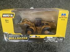 HUINA Front End LOADER, 1:50 Diecast NEW IN THE BOX