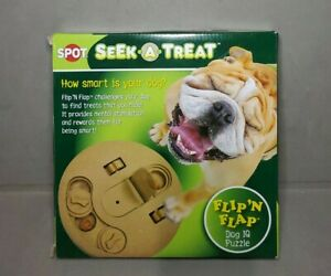 RARE! SEEK A TREAT  Interactive Game by SPOT