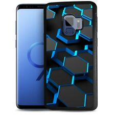 ( For Samsung S9 ) Back Case Cover AJ12519 Abstract Cell
