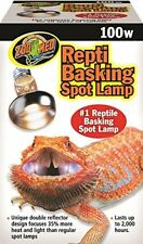Repti Basking Spot 100w zoo Med