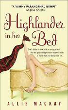 Highlander In Her Bed (Signet Eclipse) - Good - Mackay, Allie -