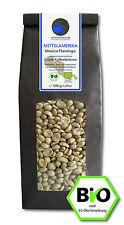 Bio Rohkaffee - Grüner Kaffee Mexico Flamingo (ganze Kaffeebohnen 500g)