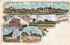 Ansichtskarten aus Polen ohne deutsche Gebiete mit dem Thema Eisenbahn & Bahnhof