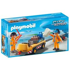 Playmobil City Action 5396 Vehículo para maletas