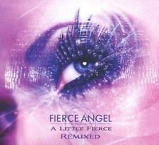 FIERCE ANGEL - A LITTLE FIERCE REMIXED 2CDs (NEW/SEALED) Mark Doyle Peyton House