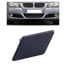 Left Headlight Washer Nozzle Cover Cap Black For BMW E90 E91 LCI 323i 328i 335i