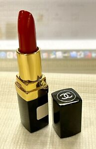 CHANEL Rouge Hydrabase Creme Lipstick #166 Fuego Rare New