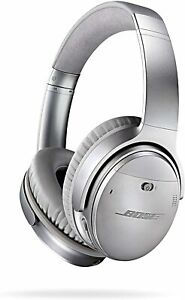 Bose QuietComfort 35 Noise Cancelling Series I Wireless Headphones QC35 Silver