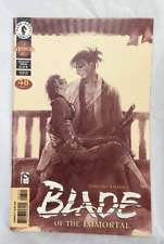 Blade of the Immortal - Hiroaki Samura - On Silent Wings - No. 6 - MANGA COMIC