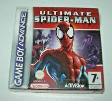 Ultimate Spider-Man - Nintendo Game Boy Advance (PAL España precintado)