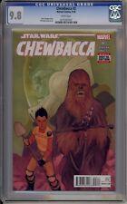 CHEWBACCA #3 - CGC 9.8 - STAR WARS - 0275261007