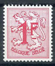 STAMP / TIMBRE DE BELGIQUE N° 1027B ** LION HERALDIQUE