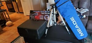 Meade ETX-60 Go-To Scope | Case | Tripod | Box | Bag | 4 Eyepieces | All In One!