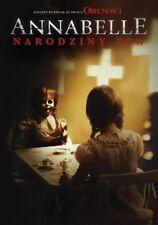Annabelle Narodziny Zła DVD Wysyłka z Polski Presale Przedsprzedaż Zła