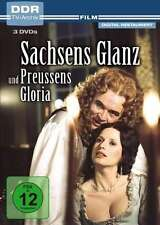 Sachsens Glanz und Preussens Gloria - Rolf Hoppe - 3 DVD Box