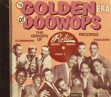 The GOLDEN ERA of DOOWOPS 'Red Robin Records, Pt. 1'-21 VA Tracks on RELIC #7079