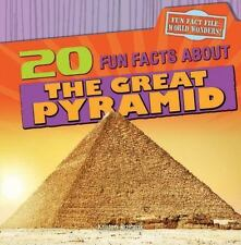 20 Fun Facts about the Great Pyramid (Fun Fact File: World Wonders!)