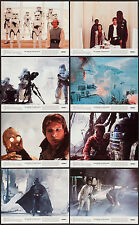 THE EMPIRE STRIKES BACK original 1980 NSS color still lobby set MINT!!
