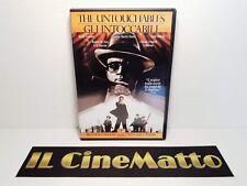 DVD THE UNTOUCHABLES GLI INTOCCABILI Robert de Niro Brian de Palma