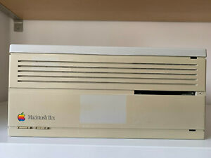 Apple Macintosh IIcx, Recapped, 8MB RAM, 80MB Hard Drive, Vintage Mac Computer