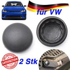2x  für VW Passat Golf Polo Jetta 1J0955205A Abdeckkappen für Wischerarme vorne