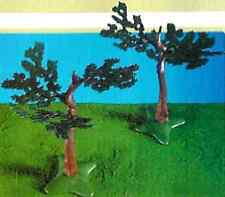 Playmobil 7094 - Two Small Oak Trees - mint in bag - only 3 sets remain