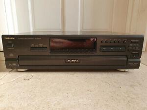 TechnicsSL-PD688 5 Disc Rotary CD Player Multi Changer