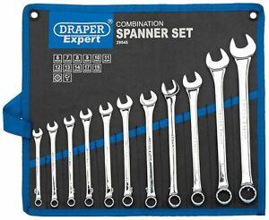 Draper Draper Expert HI-TORQ Metric Combination Spanner Set (11 Piece)