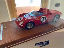Tecnomodel 1/18 Ferrari 250 P, Winner Le Mans 1963 #21 - no bbr, mg, cmc