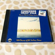 Comperes Grat' Fils - Danses Folk De L'Ocean Indien 1988 FRANCE CD #102-3
