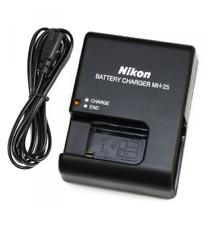 Original VHBW ® batería cargador Charger para Nikon d3400