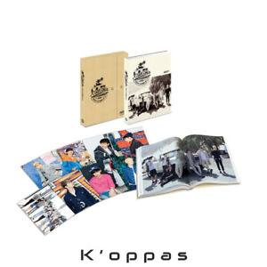 K-pop GOT7 GOTCHA PERFECT GETAWAY IN L.A.2nd Photo Book + 8p Postcards