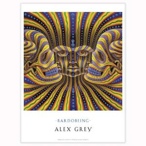 Alex Grey - Bardo Being - Poster