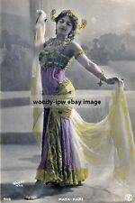 rp14679 - Dutch Exotic Dancer - Mata-Hari - photo 6x4