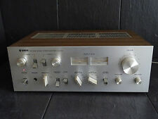 YAMAHA CA-610 NATURAL SOUND STEREO AMPLIFIER  LEGENDE VINTAGE MINT