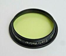 Leitz Leica UV filter 36 mm 2/50 Summitar Screw GHIOO