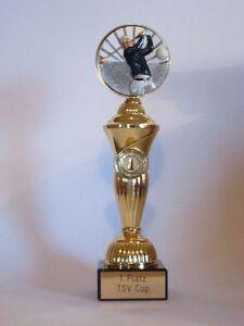 """Sport-Pokal """"Golf"""" mit Wunschgravur"""